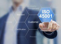ISO 45001 - Sistema di gestione salute e sicurezza