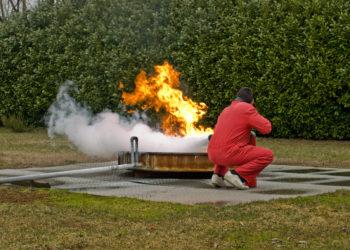 Corso antincendio Vegambiente Verona